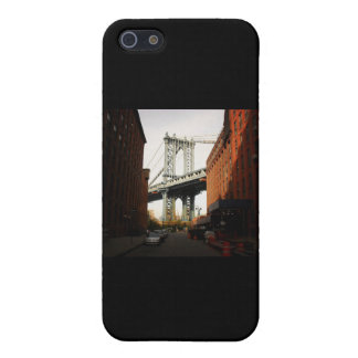 The Manhattan Bridge, A Street View Case For iPhone SE/5/5s