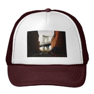 The Manhattan Bridge, A Street View Trucker Hat