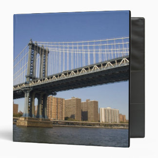 The Manhattan Bridge spanning the East River 2 3 Ring Binder
