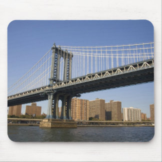 The Manhattan Bridge spanning the East River 2 Mouse Pad