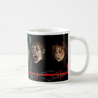 The Maniacs of Horror Movies Coffee Mug
