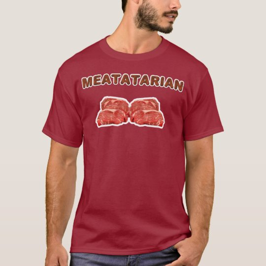 The Manly Meatatarian Shirt