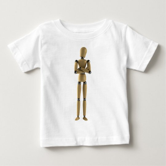 The Mannequin Man Baby T-Shirt