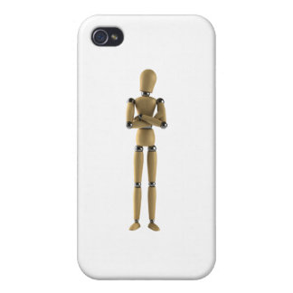 The Mannequin Man iPhone 4 Cover