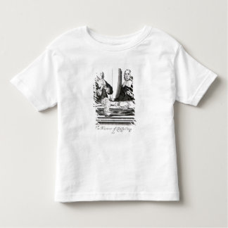 The Manner of Dissecting the Pestilential Body Toddler T-shirt