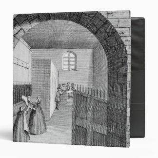 The Manner of John Shepherd's escape 3 Ring Binder