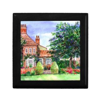 The Manor House, Heslington, York Gift Box