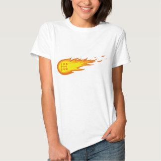 The Manual Fireball Tshirt