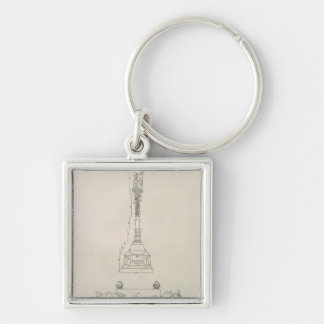 The 'Manual of Measurement' Keychain