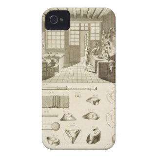 The manufacture of hats and hat designs, from the iPhone 4 cover