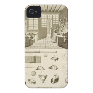 The manufacture of hats and hat designs, from the iPhone 4 covers