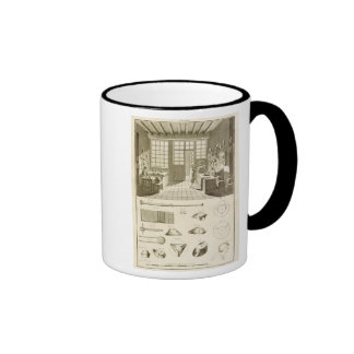 The manufacture of hats and hat designs, from the ringer mug