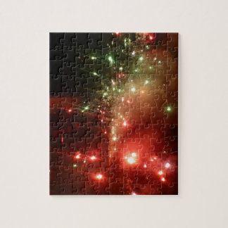 The many colors of a Diwali sparkler Jigsaw Puzzle