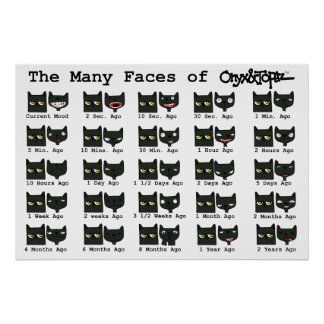 The Many Faces of O&T POSTER LG.