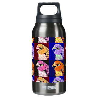 The Many Faces of Taz Insulated Water Bottle