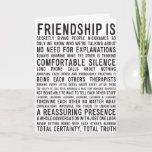 "THE MANY REASONS **WE ARE BEST FRIENDS** BIRTHDAY CARD<br><div class=""desc"">ON HIS OR HER BIRTHDAY,  LET HIM OR HER KNOW THE &quot;MANY REASONS&quot; HE OR SHE IS ****YOUR BEST FRIEND***** AND THAT THERE ARE 