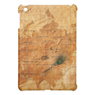 The Map Book Cover iPad Mini Cases