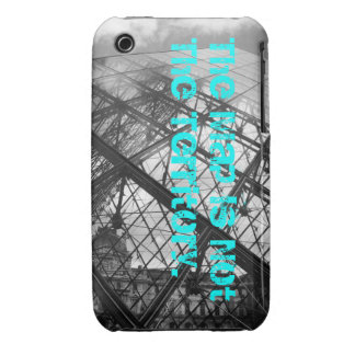The Map is not the Territory Iphone3 Case