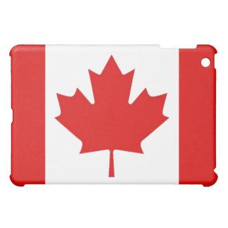 The Maple Leaf flag of Canada iPad Mini Case