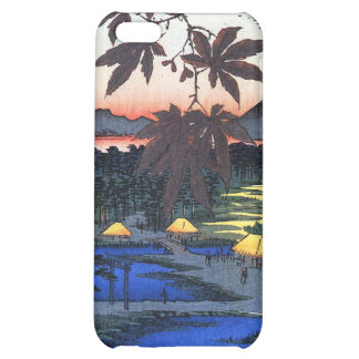 The Maple Trees – Ando Hiroshige iPhone 5C Covers