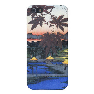 The Maple Trees – Ando Hiroshige Case For iPhone 5