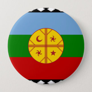 the Mapuches, Chile Button