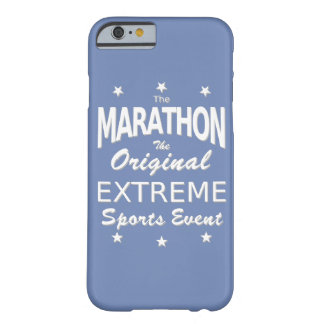 The Marathon, the original extreme sports event. Barely There iPhone 6 Case