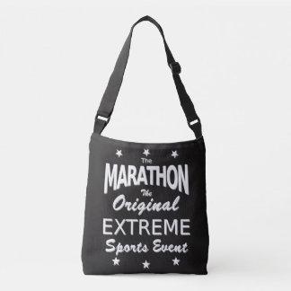 The MARATHON, the original extreme sports event Crossbody Bag