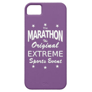 The MARATHON, the original extreme sports event iPhone SE/5/5s Case
