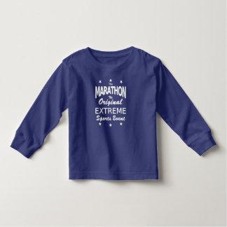 The MARATHON, the original extreme sports event Toddler T-shirt