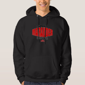 The Marauder Todd Grossbauer Belt Logo Sweatshirt
