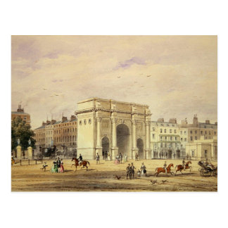 The Marble Arch Postcard