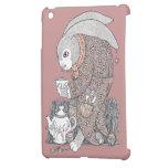 The March Hare Awaits Mini iPad Case iPad Mini Cover
