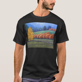 The March of Bright oak trees. T-Shirt