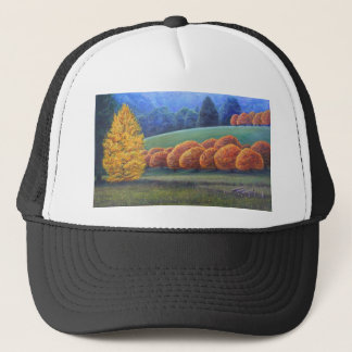 The March of Bright oak trees. Trucker Hat