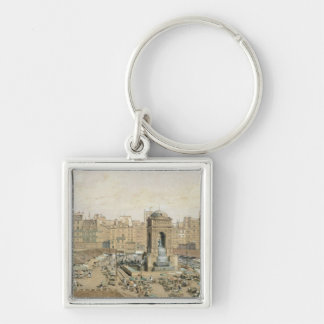 The Marche aux Innocents Key Chain