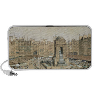 The Marche aux Innocents Portable Speaker