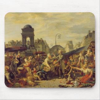 The Marche des Innocents, c.1814 Mouse Pad