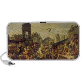 The Marche des Innocents, c.1814 Portable Speaker
