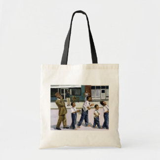 The Marching Band 2000 Tote Bag