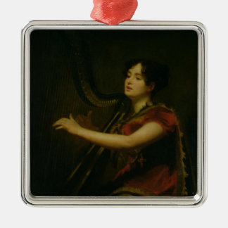 The Marchioness of Northampton Metal Ornament
