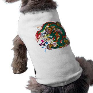 The-Mardi Gras Dragon V-2 Shirt