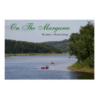 The Margaree Poster