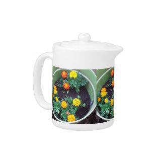 The Marigold Teapot