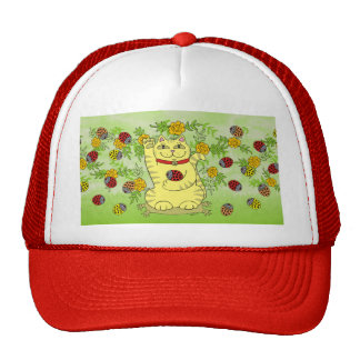 The Marigolds Are Lucky Today! Trucker Hat