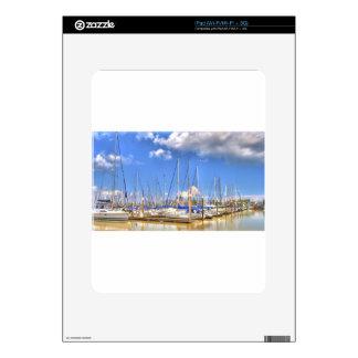 The Marina iPad Skins