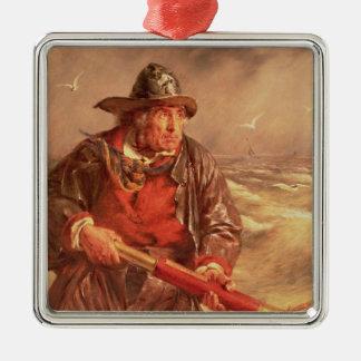 The Mariner Metal Ornament
