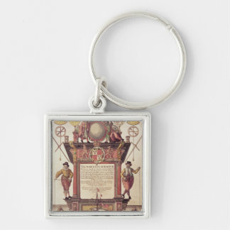 The Mariners Mirror, titlepage Key Chains