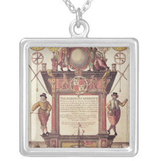 The Mariners Mirror, titlepage Pendant