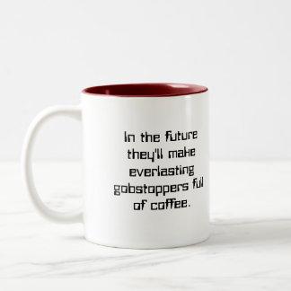 The Marj Two-Tone Coffee Mug